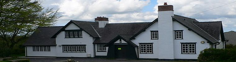 Village hall built in 1904 following a donation from the Rathbone family.